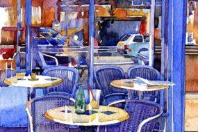 Cafe des Artist, Pezenas