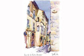 Rue de la Foire, Pezenas
