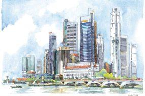 Esplanade View Singapore