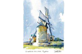 Le Moulin Faugeres